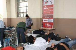 Blood Donation (2 Nov 2011)