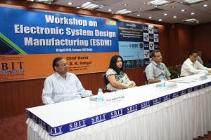 ESDM Workshop (10 Apr 2013)