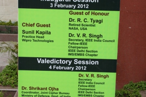 IEEE Conference (3-4 Feb 2012)