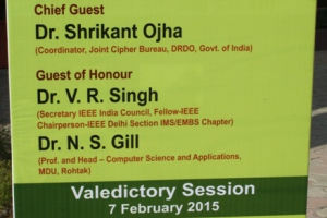 IEEE Conference (6-7 Feb 2015)