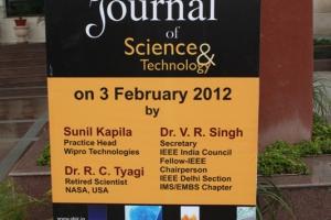Journal Launch (Feb 2012)