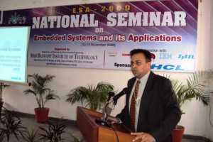 National Seminar ESA-2009  (13-14 Nov 2009)