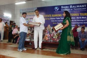 SBIT Delhi State Ranking TT Tournament