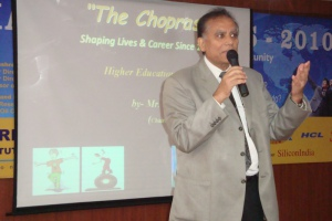 Shaping Careers - 2010