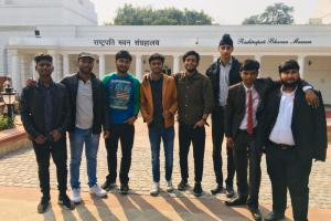 Visit to President House
