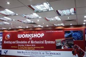 Workshop (MSMS-2010) 13 Mar 2010