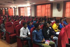 Workshop on Employability Skills (16 Jan 18)